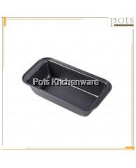 Non Stick Rectangular Cake/Bread Baking Loaf Pan (6.5-inch/ 8.5-inch/ 10-inch)- 12BWL08M