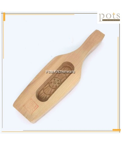 Wooden Hand Crafted Shell Mould - BB111
