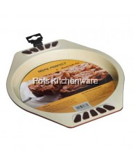 "Home Perfect 9"" Round Cake Pan"