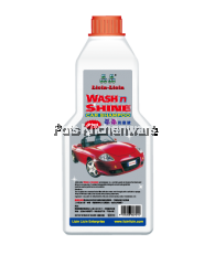 1000ml 2 in 1 Wash and Shine Car Shampoo