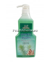 Licin-Licin 900ml Anti-Bacteria Tea Tree Oil Natural Hand Washing Liquid - 497