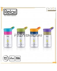 400ml Relax Tritan Water Bottle - D8240