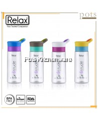 600ml Relax Tritan Water Bottle -D8260