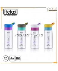 600ml Relax Tritan Water Bottle -D8260