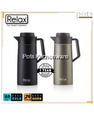 2000ml Relax Stainless Steel 18.8 Thermal Jug/Carafe - D2820