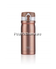 300ml Relax Stainless Steel Thermal Flask (Rose Pink) - D2430-15