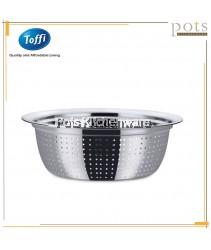 26cm Toffi Stainless Steel Colander - K3926