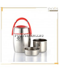 Mydot Vacuum Thermal Food Pot Carrier (1.2L/1.6L/2.0L)- YG12LM
