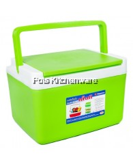 4L Dragonware Rectangular Ice Box - 7983