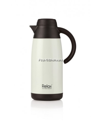 1100ml Relax Stainless Steel 18.8 Thermal Carafe - D3111