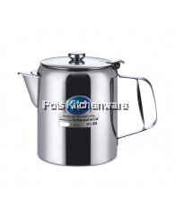 48oz Stainless Steel Coffee Pot with Lid - 1148