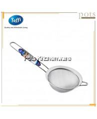 Toffi High Quality Stainless Steel Fine Mesh Deep Oil Strainer/Flour Sieve/Skimmer - SD508