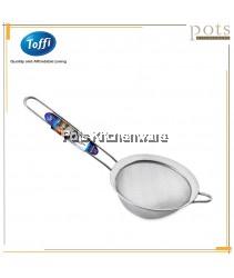 Toffi High Quality Stainless Steel Fine Mesh Deep Oil Strainer/Flour Sieve/Skimmer - SD508