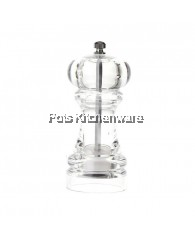 "5"" Acrylic Pepper & Salt Mill - B3105"