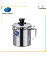 Toffi Stainless Steel Oil Pot Container with Filter (800ml/ 1400ml) - K0910