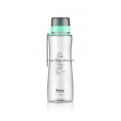 1100ml Relax Tritan BPA Free Water Bottle - D7711