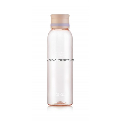 700ml Relax Tritan BPA Free Water Bottle - D7307