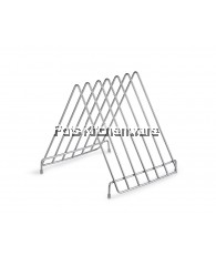 Stainless Steel Triangle Cutting Board Rack - K9529