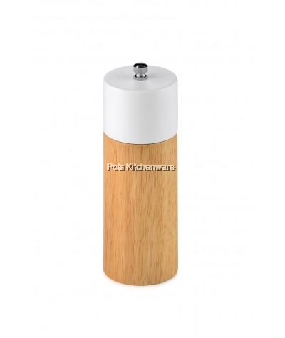 "6"" Rubber Wood Pepper/Spice Mill  - B3626"