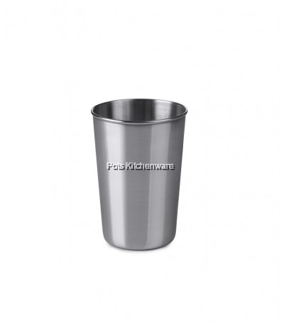 2pcs 200ml Stainless Steel Cup - D5120