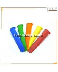6pcs Silicon Ice Lolly Maker - PL609