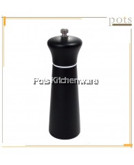 Rubber Wood Pepper/Spice Mill Grinder- B3245