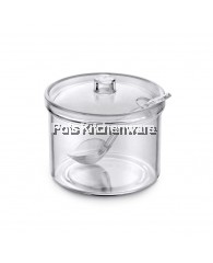 9cm PS Sauce Container - B3522