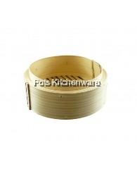 15cm Bamboo Steaming Basket - BB359