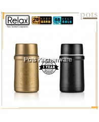 Relax 720ml Stainless Steel Thermal Food Jar - K3772