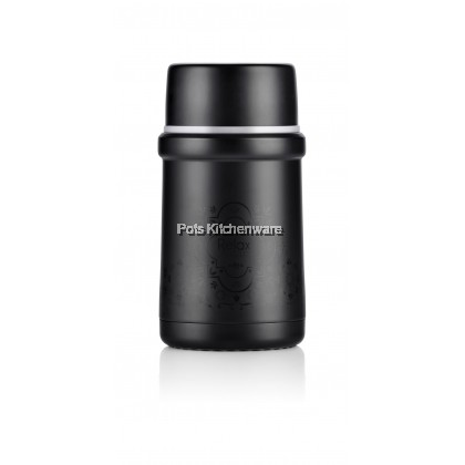 Relax 720ml Stainless Steel 18.8 High Quality Thermal Food Jar Container - K3772